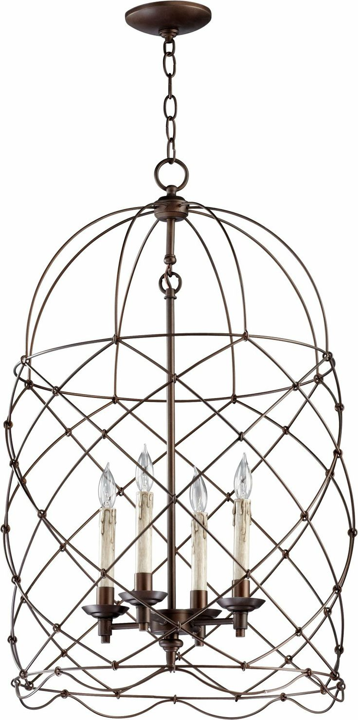 South Shore Decorating: Cyan Design 04756 Bird Cages Adele Transitional Foyer Light CN-04756