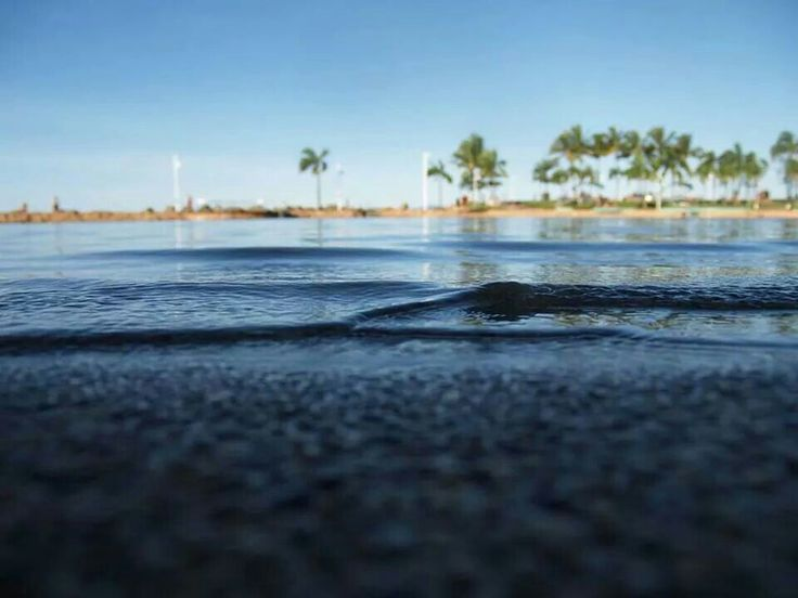 Rockpool at Townsville's Strand