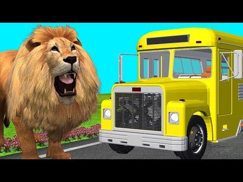 (1) Wheels On The Bus Rhymes   Rhymes For Kids   Animals Rhymes For Children   Preschool Rhymes For Kids - YouTube