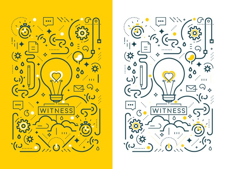 The Creative Process - Mind by Vy Tat #Design Popular #Dribbble #shots