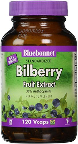 BlueBonnet Bilberry Fruit Extract Supplement, 120 Count - http://alternative-health.kindle-free-books.com/bluebonnet-bilberry-fruit-extract-supplement-120-count/