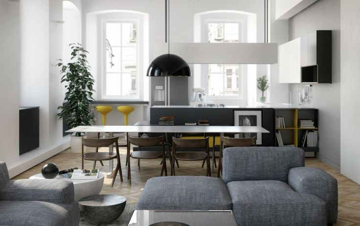 N House   Architecture & Interior Design   Kitchen   Trieste - Italy   RNDR Studio - www.rndrstudio.it