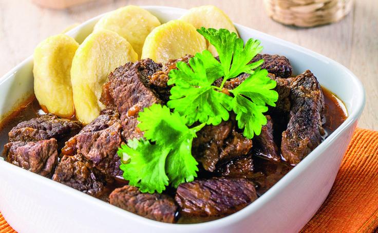 Чешские кнедлики и другие блюда чешской кухни