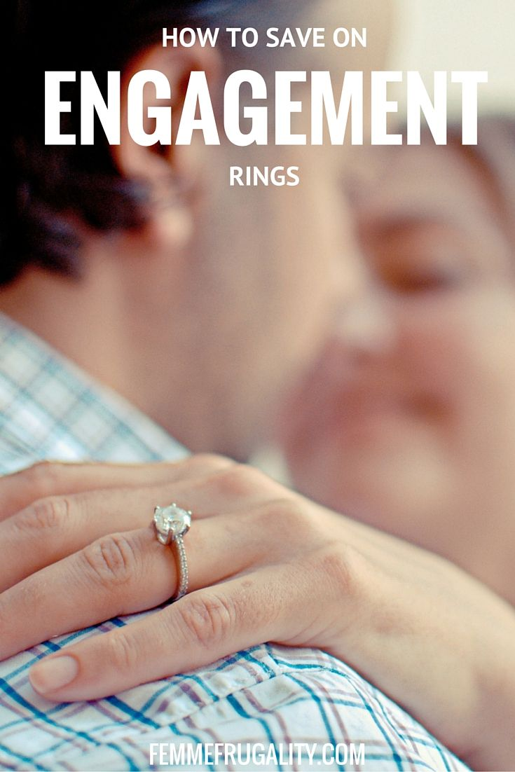Explore ways to get inexpensive engagement rings without neccesarily sacrificing quality.