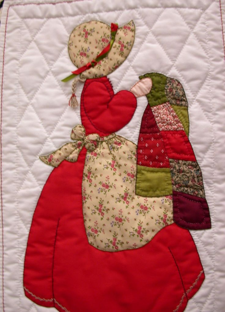 Bonnet Girls Quilt Patterns | pattern ordering and general information…