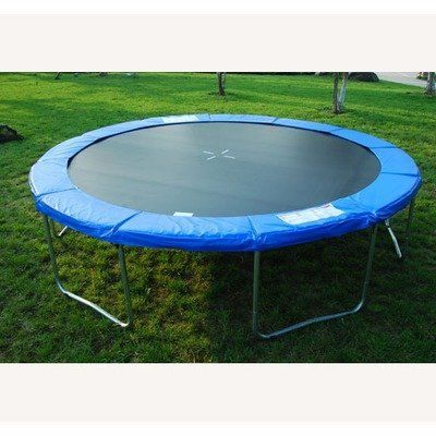 Aosom Round Trampoline Spring Cover by Aosom. $44.97. Keep your trampoline in mint condition with the Aosom Round Trampoline Spring Cover. This blue cover is made of long-lasting PVC material, which is water-proof and dependable. Available in multiple sizes. About Aosom LLC Aosom LLC, located in Tualatin, Oregon, aims to make your life more convenient through its wide range of items. Those passionate about fitness and the outdoors will find interest in the bike traile...