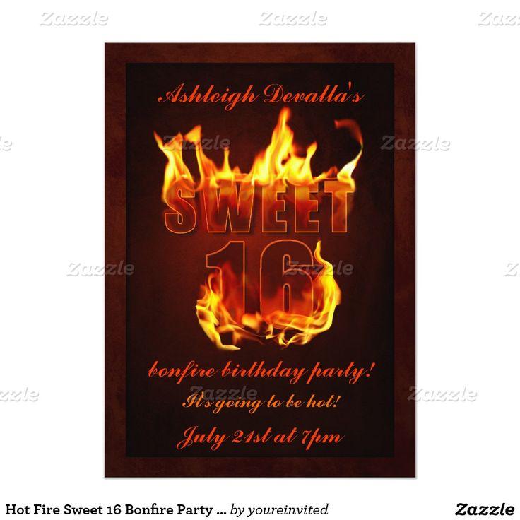 The 25+ best Sweet 16 bonfire ideas on Pinterest   Bonfire ...