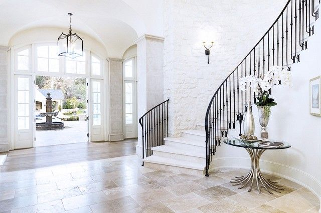 The home was originally listed for nearly $22 million, but it's not clear what it sold for.