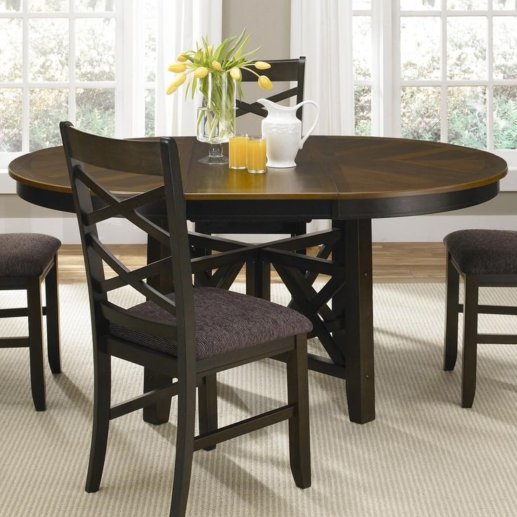 Best 25 Oval Kitchen Table Ideas On Pinterest  Kitchen With Interesting Oval Dining Room Table And Chairs Decorating Inspiration