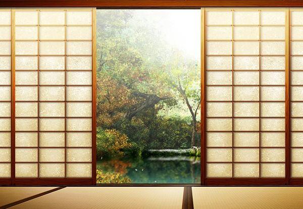 Panneaux Japonais Coulissant Ik 233 A En 2019 Panneaux