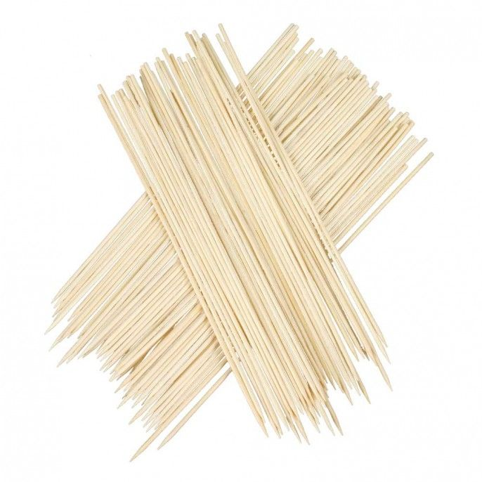100 BBQ SKEWERS - Barbecues & Fire Pits - Garden & Outdoor | Poundstretcher