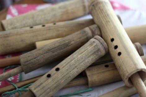 Music Bamboo Minahasa - Manado