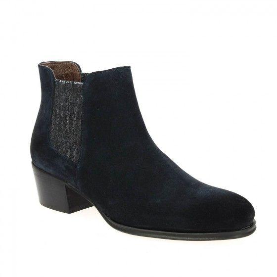 #Bessec Boots #MURATTI MUPIUMA Bleu à 135 € disponibles sur http://www.bessec-chaussures.com/... ou dans nos magasins.