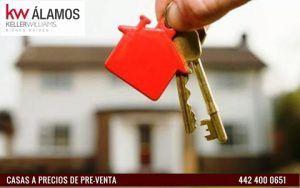 Casas en Venta en Querétaro Zakia