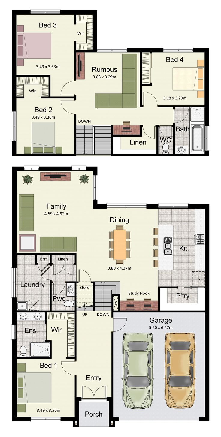 1000 images about hotondo homes home designs on pinterest Floor plans for sloping blocks