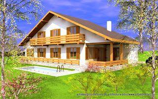 Birou de arhitectura - Arhidesign-Sibiu: Proiecte de cabane