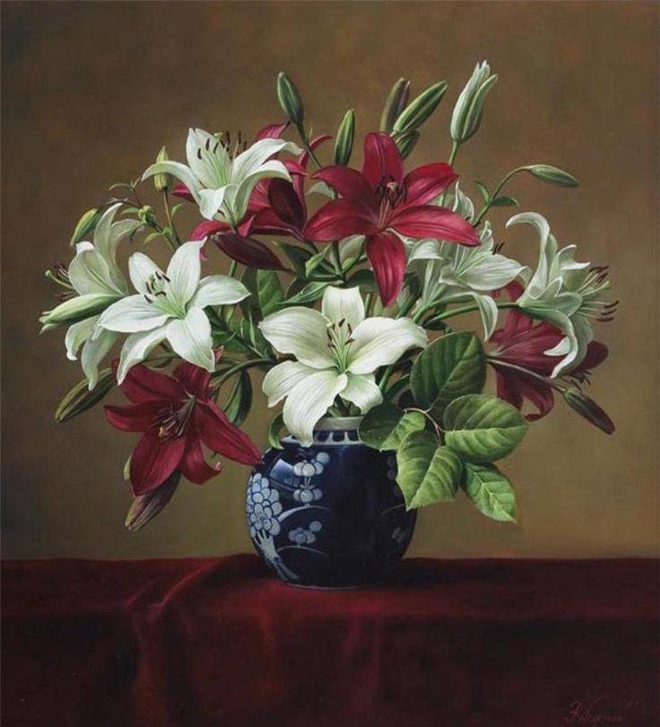 Pieter Wagemans (b.1948) —  (953x1050)
