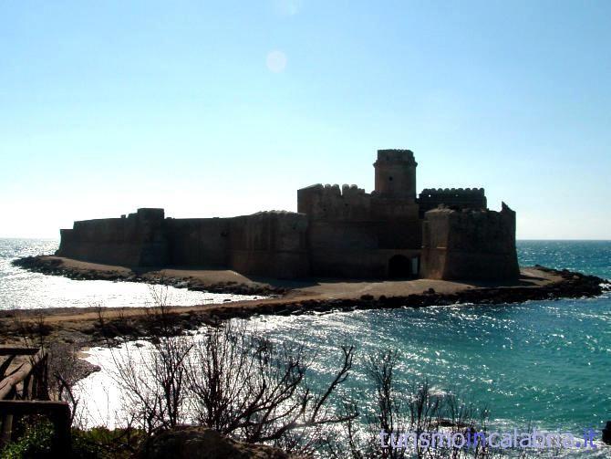 Le Castella Località in Calabria a Isola di Capo Rizzuto