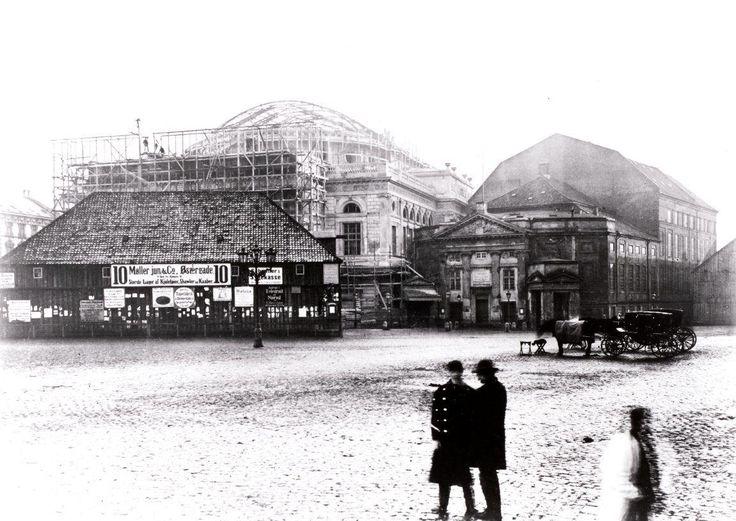 Kongens Nytorv, det gamle kongelige Theater