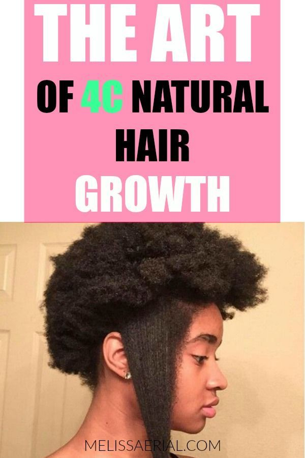 4c Hair Care Is Vital To Your Hair Success If You Want To Grow It