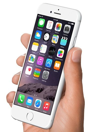 iPhone - Pre-order the new iPhone 6 and iPhone 6 Plus. - Apple Store (U.S.) Finally a new phone!  Go BIG.