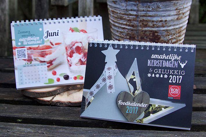 Laatste kans.. Win unieke BonApetit foodkalender! - bonapetit foodblog