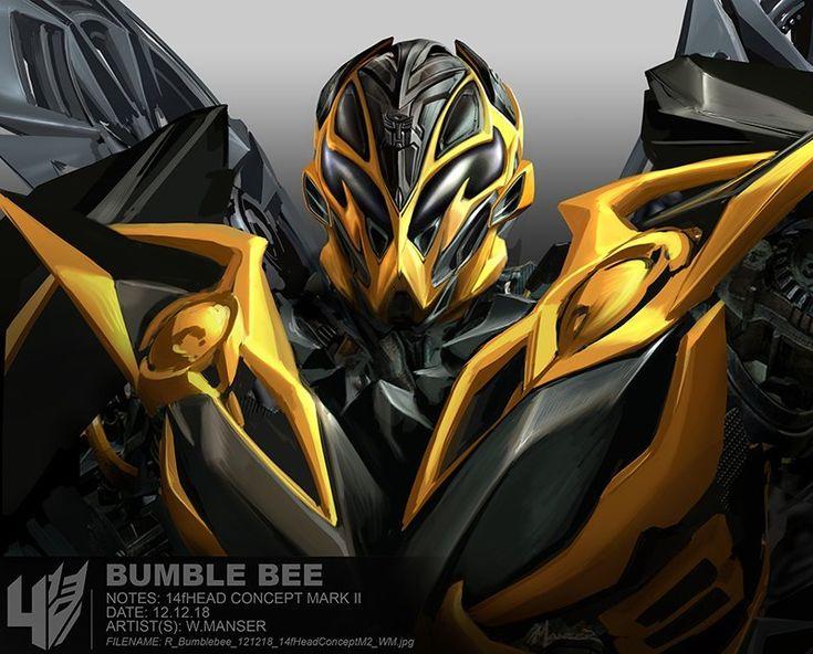 Age of Extinction Bumblebee