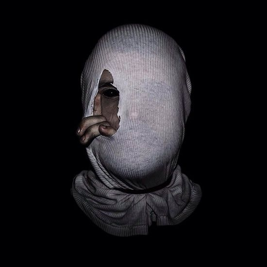 Best Christopher McKenney Images On Pinterest A Clown - Surreal faceless portraits will haunt nightmares
