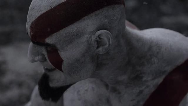 Imaginary Forces - God of War Trailer