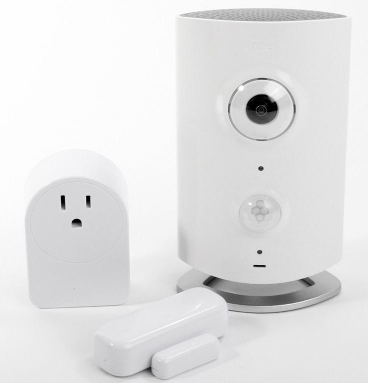 A home automation and security device that keeps an eye on everything from light and sound to temperature