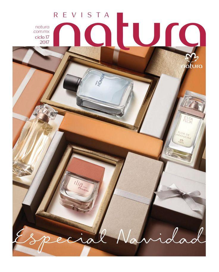 Revista Natura México - ESPECIAL DE NAVIDAD - Ciclo 17 by Cosméticos Natura en Puebla - issuu