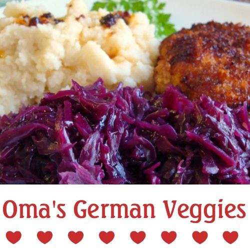 129 best omas veggies images on pinterest german cuisine omas easy vegetable recipes made just like oma forumfinder Image collections