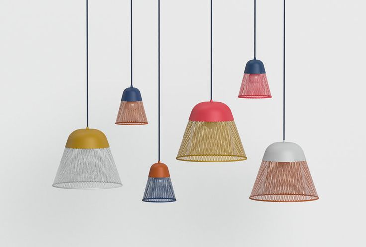 ray pendant lamps by tomas kral for petite friture