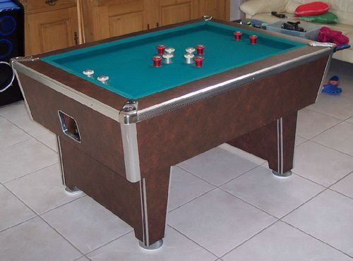 Bumper Pool Tables For Sale