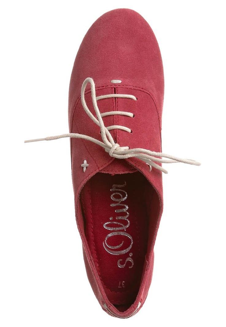 Röd sko