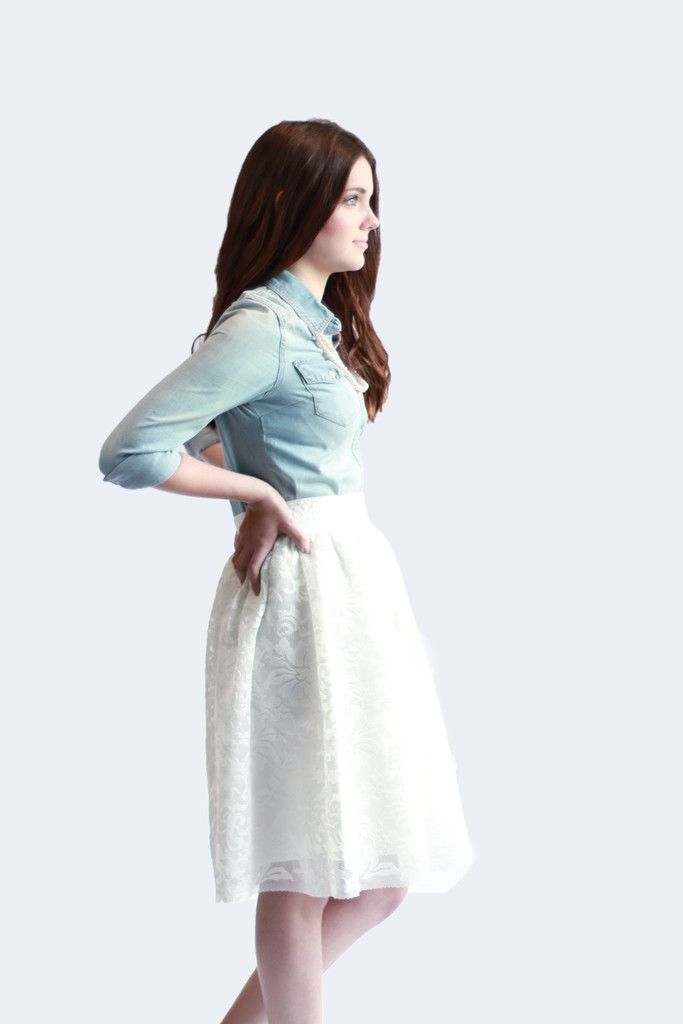 The Brooke Skirt  A beautiful tulle and lace skirt from Brooke  amp  Em Clothing  www brookeandemclothing com