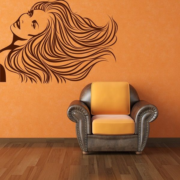 The 25+ best Orange wall stickers ideas on Pinterest Orange - wandtatoos für küche