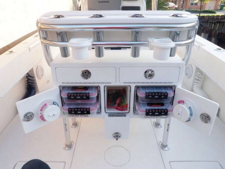 Lovely Best Boat Organization Ideas To Keep Your Boat Clean: 55 Excellent Ideas