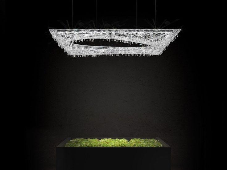 Artikoi crystal chandelier #Manooi #CrystalChandelier #Design #Lighting #Artikoi #luxury #furniture