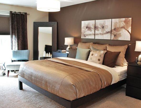 Wir Helfen Ihnen Bei Der Wandgestaltung Im Schlafzimmer   Und Wie Sie Möbel  Und Wohnaccessoires Geschmackvoll Kombinieren Können. Im Unterschied Zu Den