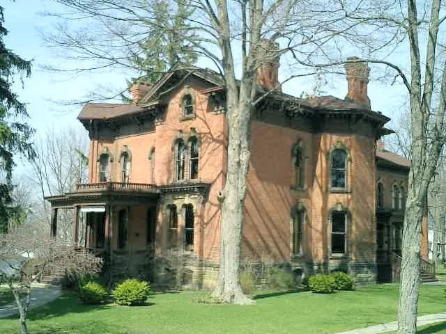 17 Best Images About Exterior Italianate On Pinterest