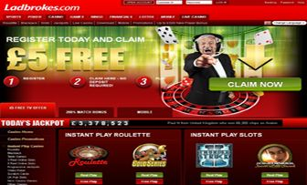 "We are very well aware of the fact that you will be extremely marvelled as you will read the foundation history of  Ladbrokes as we too as the ""Casino Recommender Team"" were  wholly amazed and made us to sit in our seats with ever more seriousness  ..."