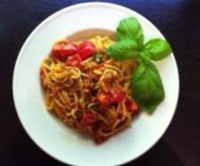 Rezept Vapiano Pasta - Pesto Rosso von jessie911 - Rezept der Kategorie sonstige Hauptgerichte