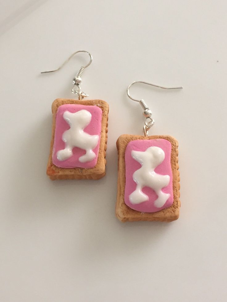 A personal favorite from my Etsy shop https://www.etsy.com/listing/265429937/handmade-iced-cookie-pink-with-duck