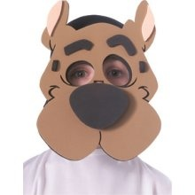 scooby doo mask.  Wesley picked this pin