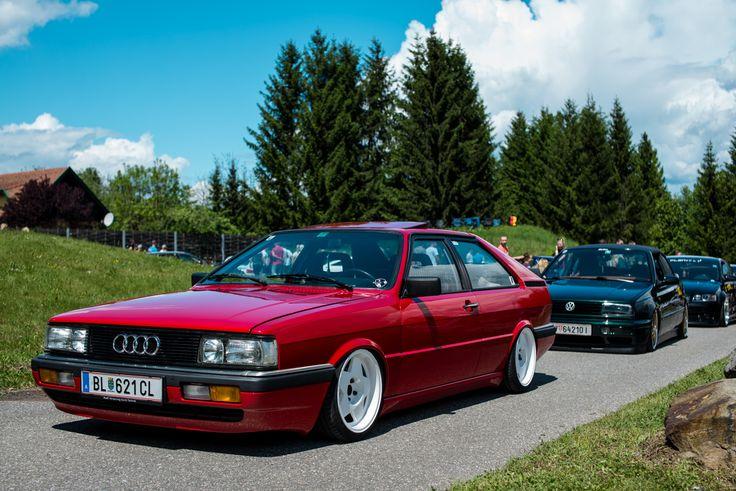 Wörthersee 2017 How deep Zucker Austria, Wörtherseetreffen, Treffen, Audi 80