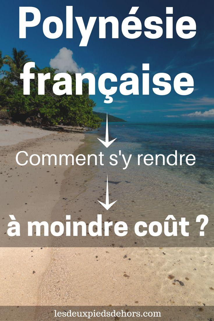 Vous venez découvrir la Polynésie française en vacances ou voyage ? Vous rêvez des îles de Bora Bora, Tahiti, les Marquises, toutes ces îles paradisiaques ? Le paradis n'est pas loin !!! Venez trouver les meilleures astuces pour se rendre en Polynésie française avec des billets d'avion pas chers.