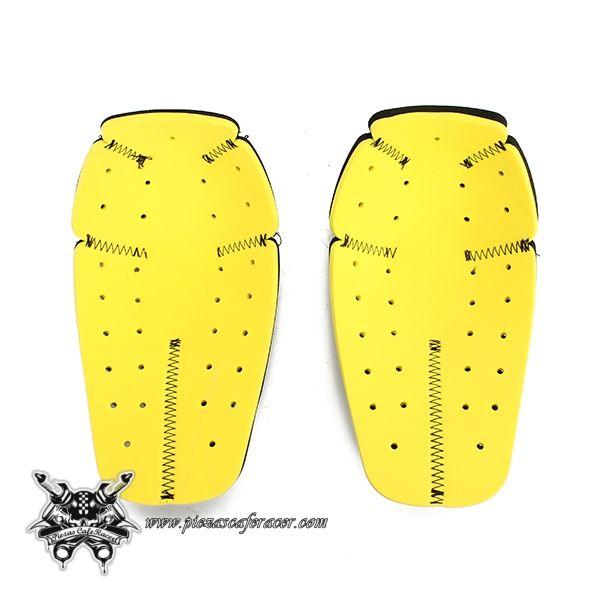 2X Recambios de Rodilleras CE Fabricados en Goma para Pantalones Moto Reforzados -- 9,91€