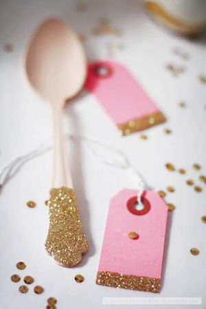 brides of adelaide magazine - gold and pink - wedding - glitter - marie antoinette - pretty