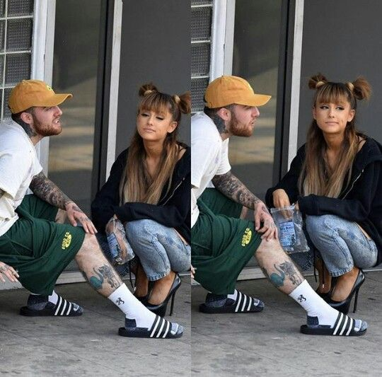 ARIANA GRANDE AND MAC MILLER SPOTTED IN CALIFORNIA  #KIMILOVEE  #THEWIFE  PLEASE DON'T CHANGE MY CAPTIONS OR YOU'LL BE BLOCKED!